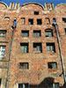 Old town in Torun - tenement house