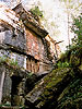 Hitler's bunkers - wolf's lair - wolfsschanze in Gerloz, Poland