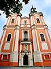 Goscikowo Paradyz baroque abbey