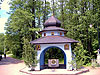 Holy Mountain orthodox sanctuary in Grabarka, Poland