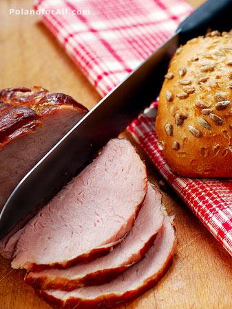 Polish ham