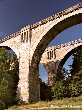 Stanczyki viaducts