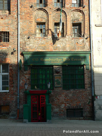 Irish Pub in Torun